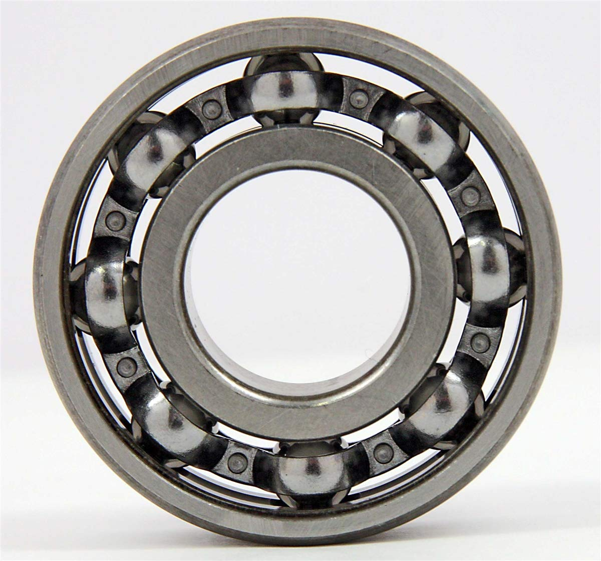 Open Material Chrome Steel Deep Groove Ball Bearing Closures VXB Brand R8 Open Miniature Bearing 1//2x1 1//8x1//4 inch Type
