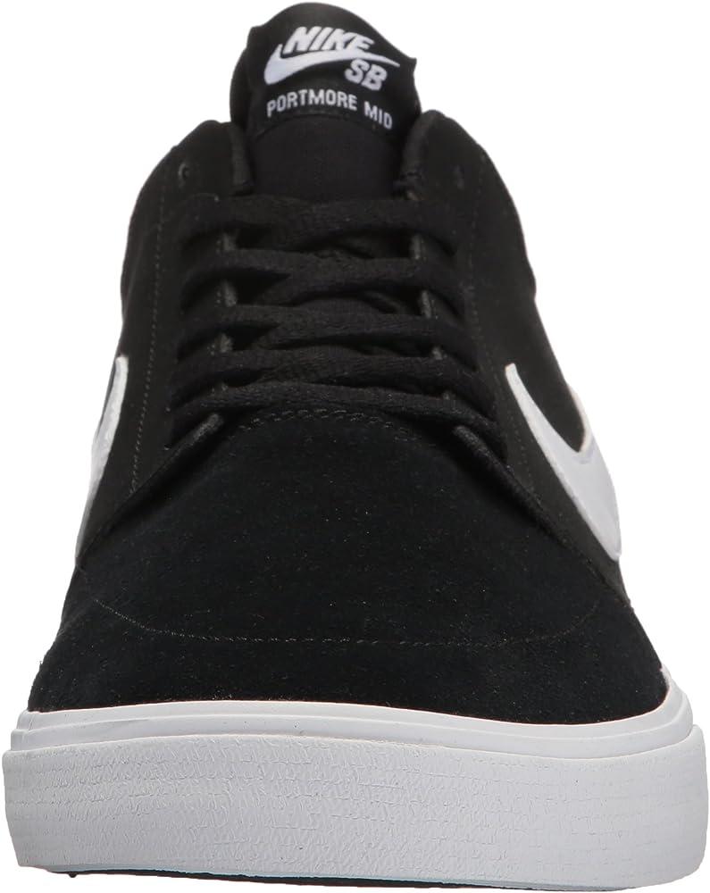 Nike SB Portmore II Solar Mid, Zapatillas de Skateboarding