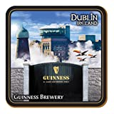Guinness Coaster Montage Of Storehouse, Flying