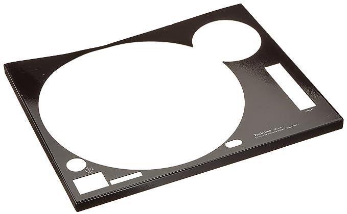 Zomo Faceplate Technics SL-1210 MK2: Amazon.es: Instrumentos musicales