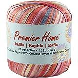 Premier Yarns Raffia Multis Yarn, Sunshine