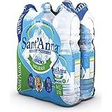 サンタンナ イタリアアルプス 天然水 1.5L×6本