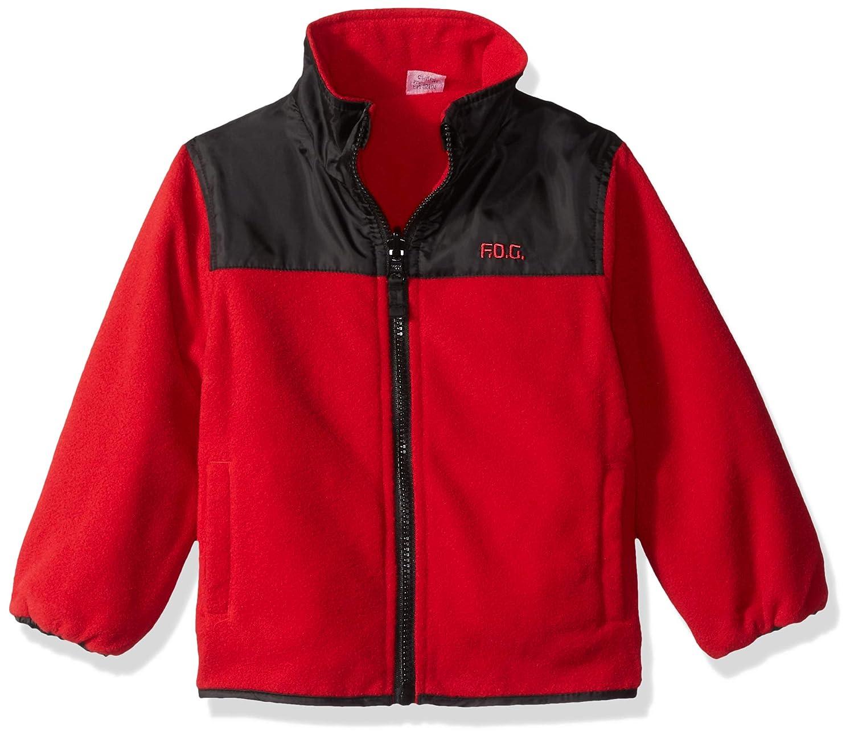 London Fog Boys Reversible Fleece-to-Poly Jacket L2158R40-05-81616