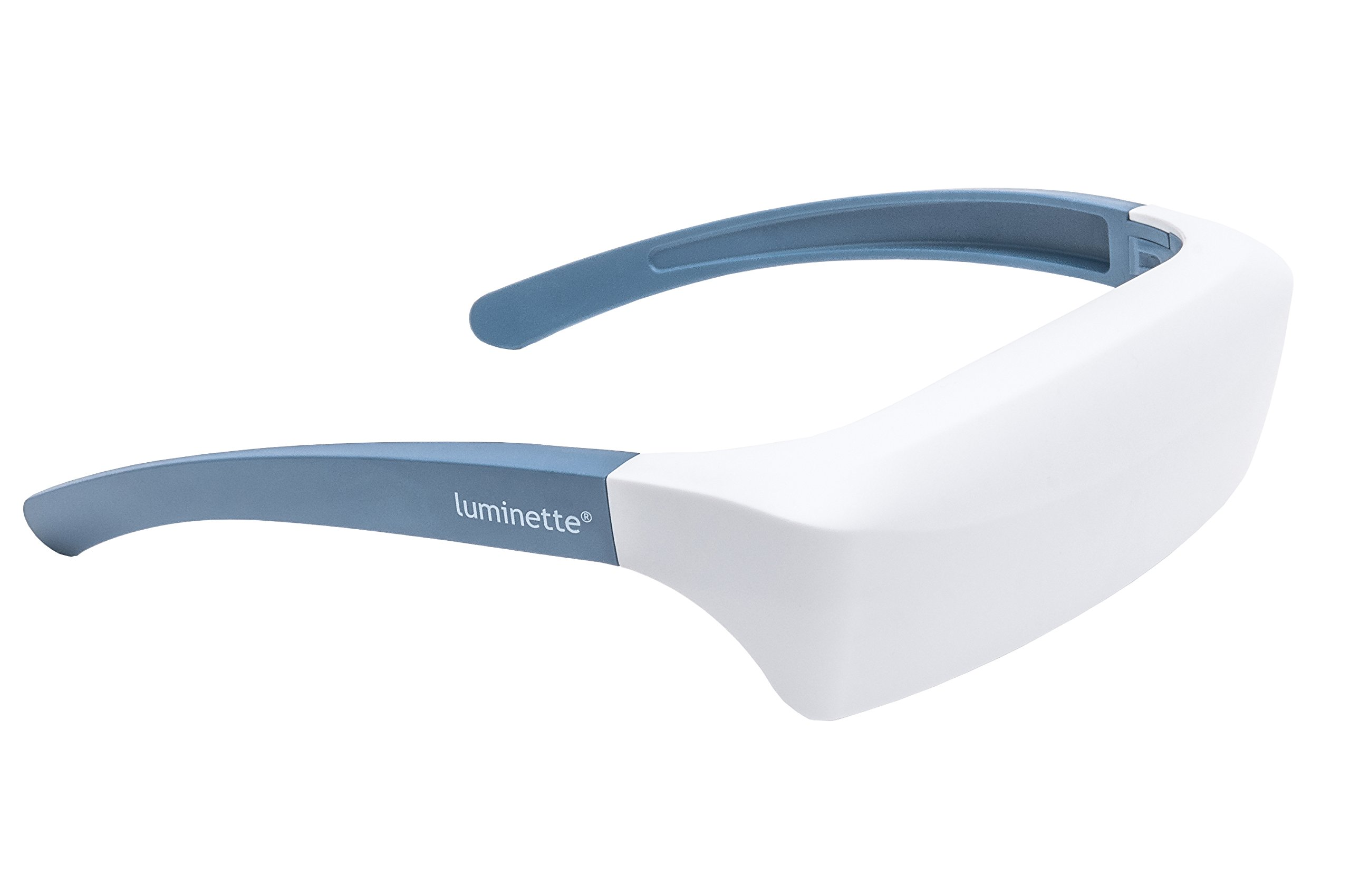 Luminette 2 - SAD Bright Light Therapy Glasses - Improve your mood. Regulate your sleep