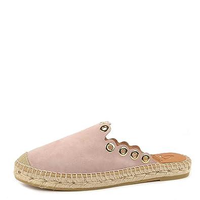 Kanna Zapatos Dora Zapatillas Alpargatas Rosa Mujer olay 36: Amazon.es: Zapatos y complementos