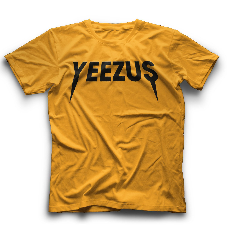 Yeezus Gold Cover