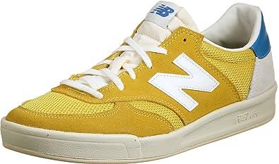 new balance crt300 homme jaune
