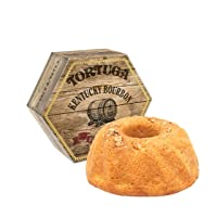 TORTUGA Kentucky Bourbon Butter Cake w/ Walnuts - 16oz Cake - The Perfect Premium Gourmet Gift for Gift Baskets, Parties, Holidays, and Birthdays - Great Cakes for Delivery