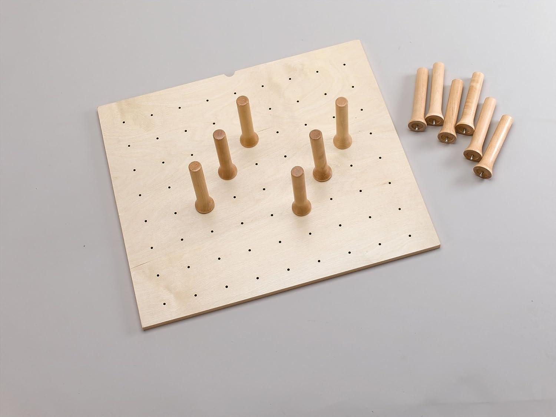 Rev-A-Shelf 4DPS-2421 24 X 21 Wood Drawer 9 Peg Board System