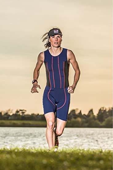 Amazon.com: Sundried Traje de triatlón acolchado de ...