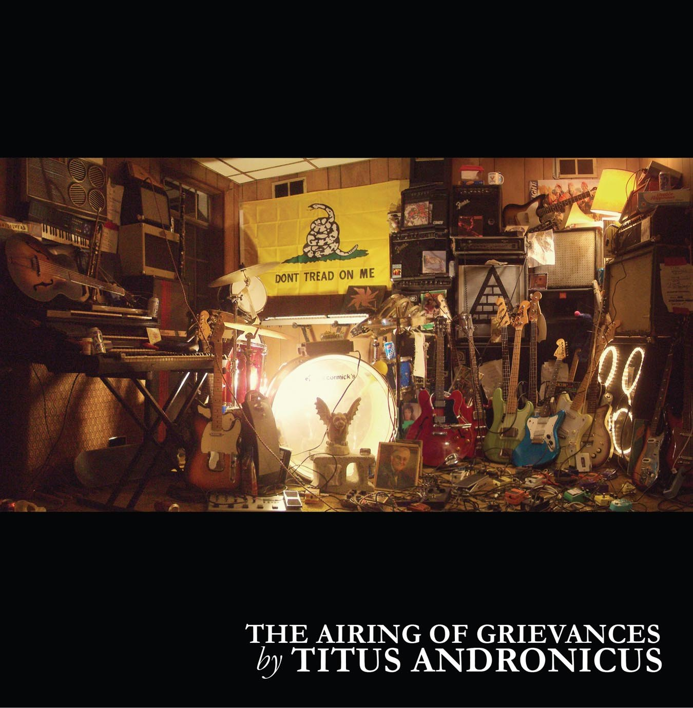 titus andronicus the airing of grievances