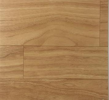 PVC Vinyl-Bodenbelag Schiffsboden-Optik Grau Muster PVC-Belag CV-Boden wird in ben/ötigter Gr/ö/ße als Meterware geliefert rutschhemmend