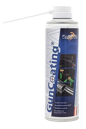 Fluna Tec Gun Coating Revestimiento de Alto Rendimiento cerámica Lubricación Protección anticorrosión Libre de residuos (PTFE): Amazon.es: Deportes y aire ...