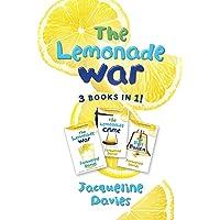 The Lemonade War Three Books in One: The Lemonade War, The Lemonade Crime, The Bell Bandit (The Lemonade War Series)