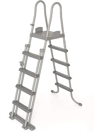 Bestway 58332 Escalera para Piscina Desmontable de 132 cm