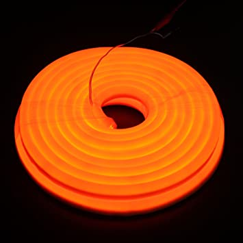 Amazon vasten 30 ft led neon rope light 12v flex led neon vasten 30 ft led neon rope light 12v flex led neon tube light waterproof resistant mozeypictures Images