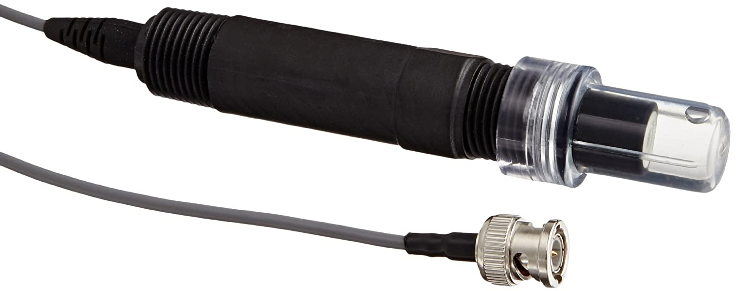 Double Junction Sensorex S268CD Ryton PPS Body Low Cost Submersion and In-Line pH Electrodes 1//2 NPT Flat Surface