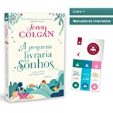 A Pequena Livraria dos Sonhos + Marcadores Imantados