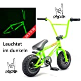 Rocker Mini BMX I-ROK+ - Minibicicleta  y pegatinas y pulsera Fantc26