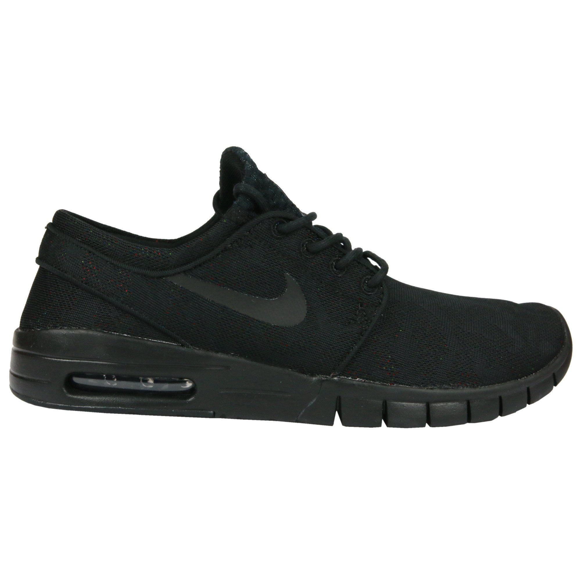 Nike Air Stefan Janoski Max Premium Sneaker Current Model 2016 black, EU Shoe Size:EUR 48.5, Color black