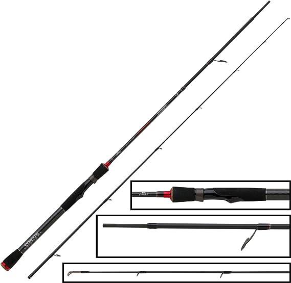 Fox Rage Prism Medium Spin Rod 195 cm 5 – 21 G – Caña de Pescar ...