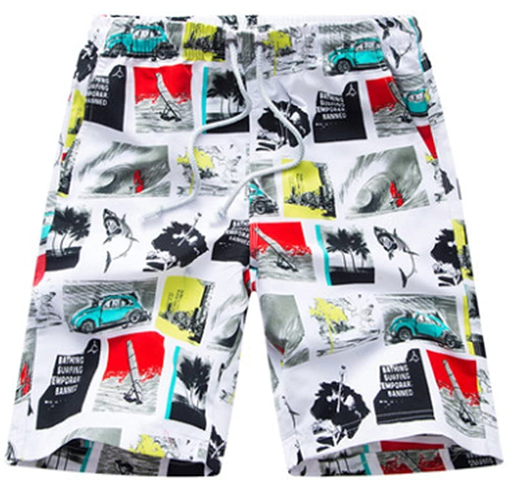 Men's Swim Trunk Beach Short Bathing Suit Swimming Suit