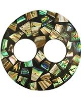 1 World Sarongs Inlaid Shell Sarong Ties