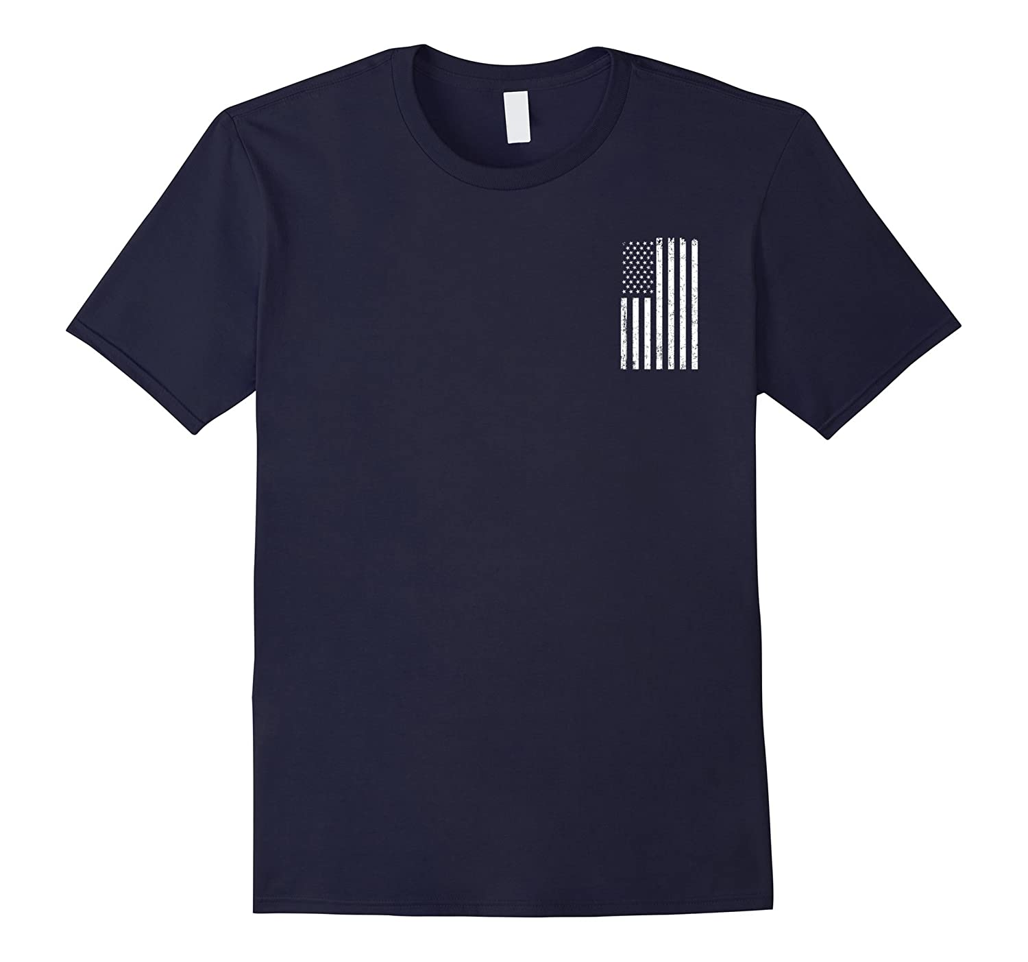 Veterans Before Refugees T-Shirt – Both Sides Printed