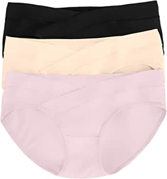 Kindred Bravely Under The Bump Maternity Underwear/Pregnancy Panties - Bikini