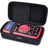 HESPLUS Hard Case for AstroAI 6000 Counts True RMS Digital Multimeter