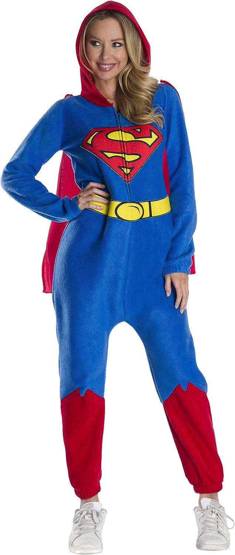 DC Super Heroes Womens Superman Onesie