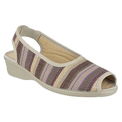 Mirak Carla Summer Shoe Brown Size 37 Salida De Línea onxRlhCyWe