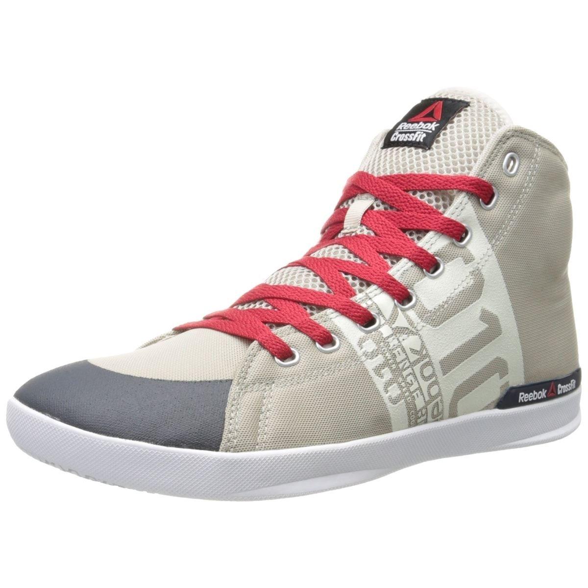 Zapatillas de entrenamiento Reebok Crossfit Lite TR, de polipiel, con empeine alto, para hombre, color, talla 43 EU: Amazon.es: Zapatos y complementos
