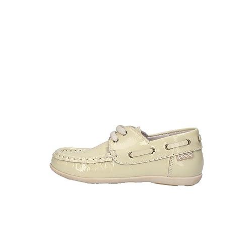 BALDUCCI - Mocasines de charol para niño beige beige beige Size: 29 EU: Amazon.es: Zapatos y complementos