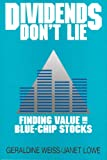 Dividends Don't Lie: Finding Value in Blue Chip Stocks