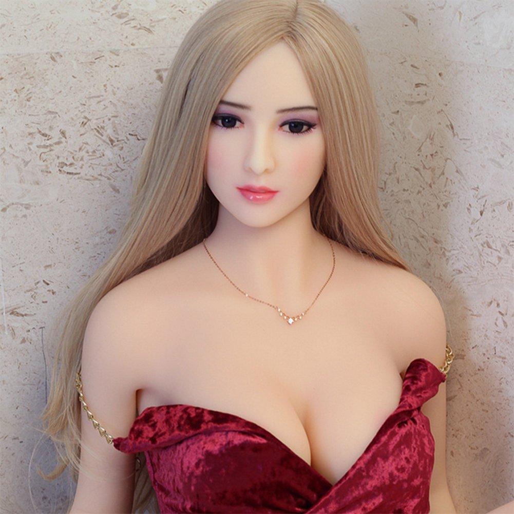 Muñeca Sexual Entidad Entidad Entidad Cuerpo Todo Silicona Metal Esqueleto Realista Grandes Pezones Vagina Masculino Masturbador Muñeca Sexual(158Cm) 336db4