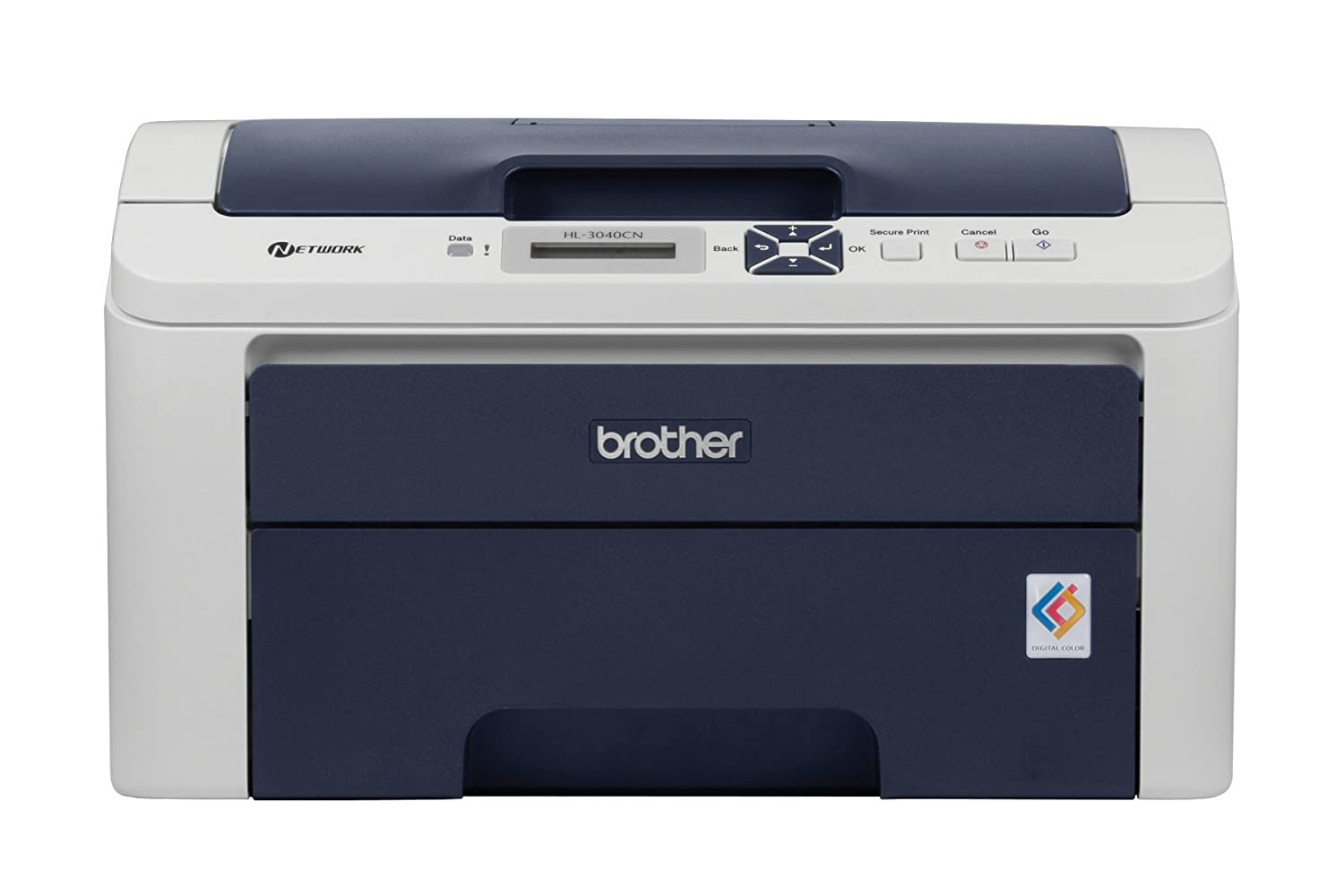 Brother HL-3040CN - Impresora láser (LED, Color, 2400 x 600 dpi ...