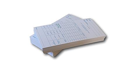 QuickClocks - Tarjetas de horarios y turnos para máquina de fichar ...