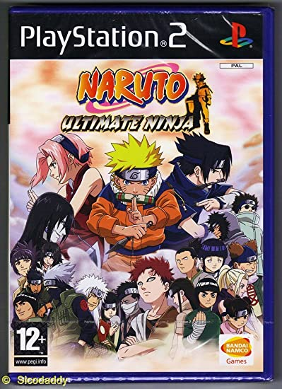 Amazon.com: Naruto Ultimate Ninja (PS2): Video Games