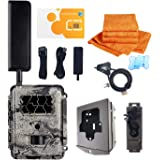 Spartan HD GoCam 4G Blackout Infrared Package with UTowels Edgeless Microfiber Towels