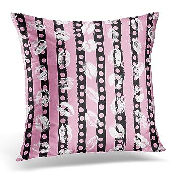 Amazon.com: Funda de almohada con estampado floral árabe con ...