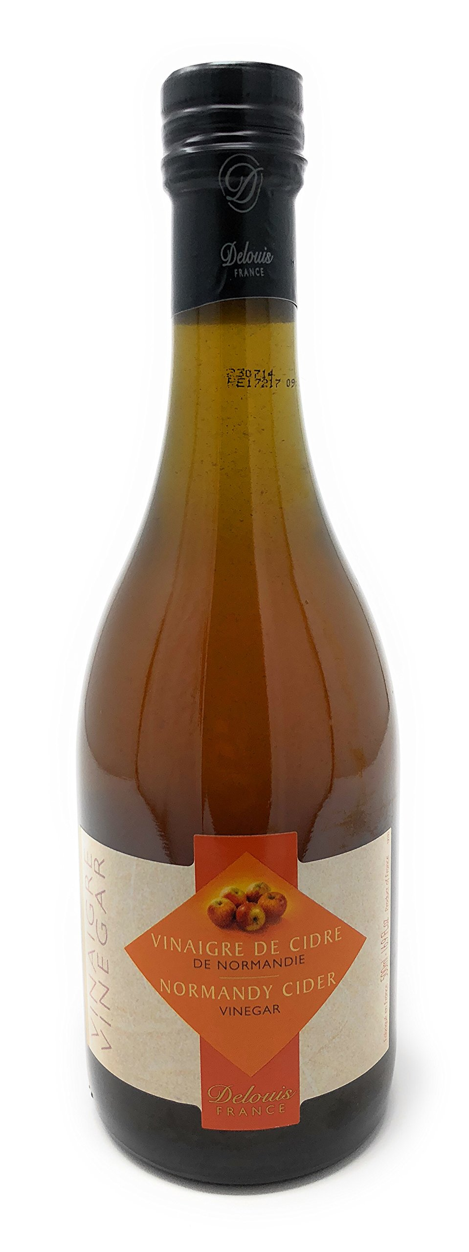 French Apple Cider from Normandy Vinegar - 16.9 oz by Caviar Line (Image #1)