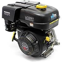 WilTec Motor de Gasolina LIFAN 177 de 6,6 kW (9 CV) de 4 Tiempos y 25,4 mm de Arranque Manual con refrigeración por Aire