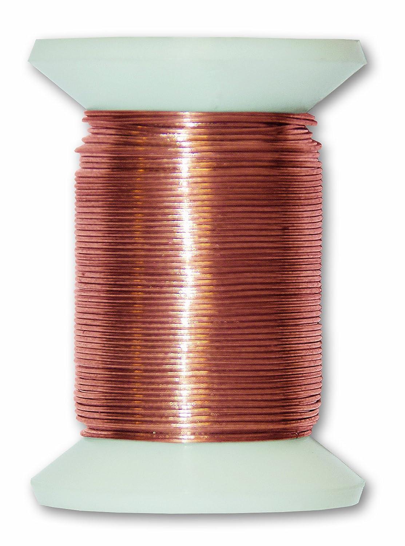 Chapuis VFCA2 Kupferdraht - Durchmesser 0,4 mm - Länge 30 m: Amazon ...