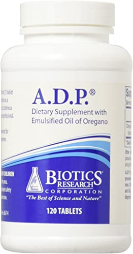 Biotics Research Oregano Oil