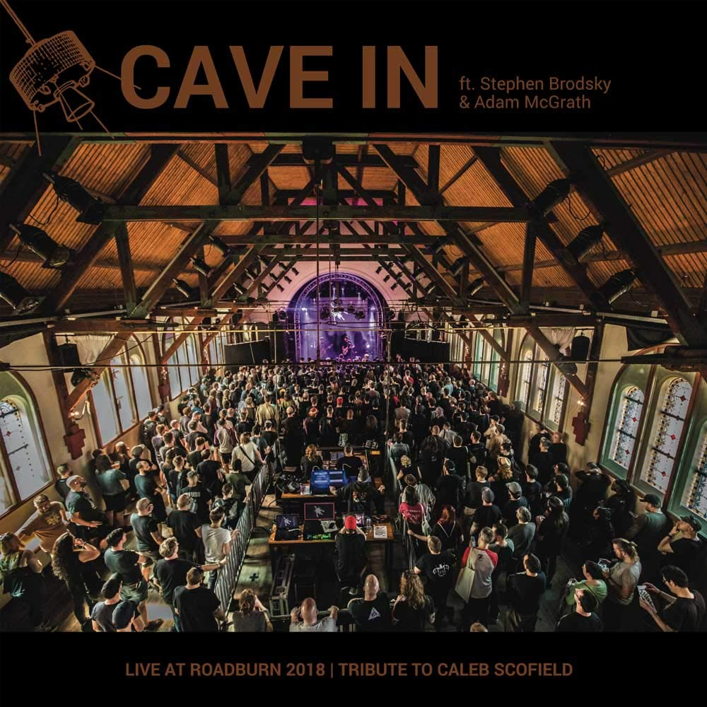 "Vinilo : Cave In - Live At Roadburn 2018 (With Bonus 7"")"