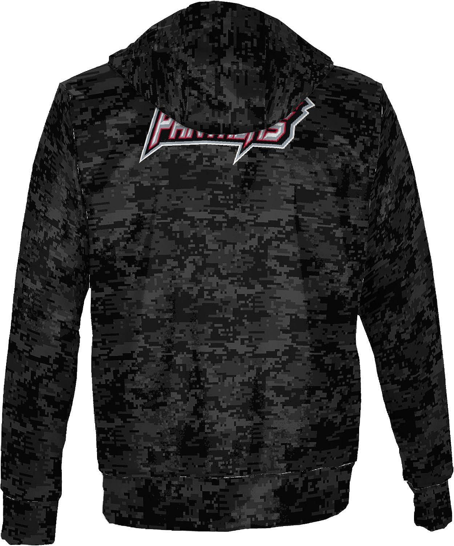 Digi Camo Clark Atlanta University Mens Pullover Hoodie School Spirit Sweatshirt