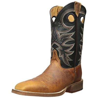 Justin Boots Men's 11-Inch Bent Rail Riding Boot | Western