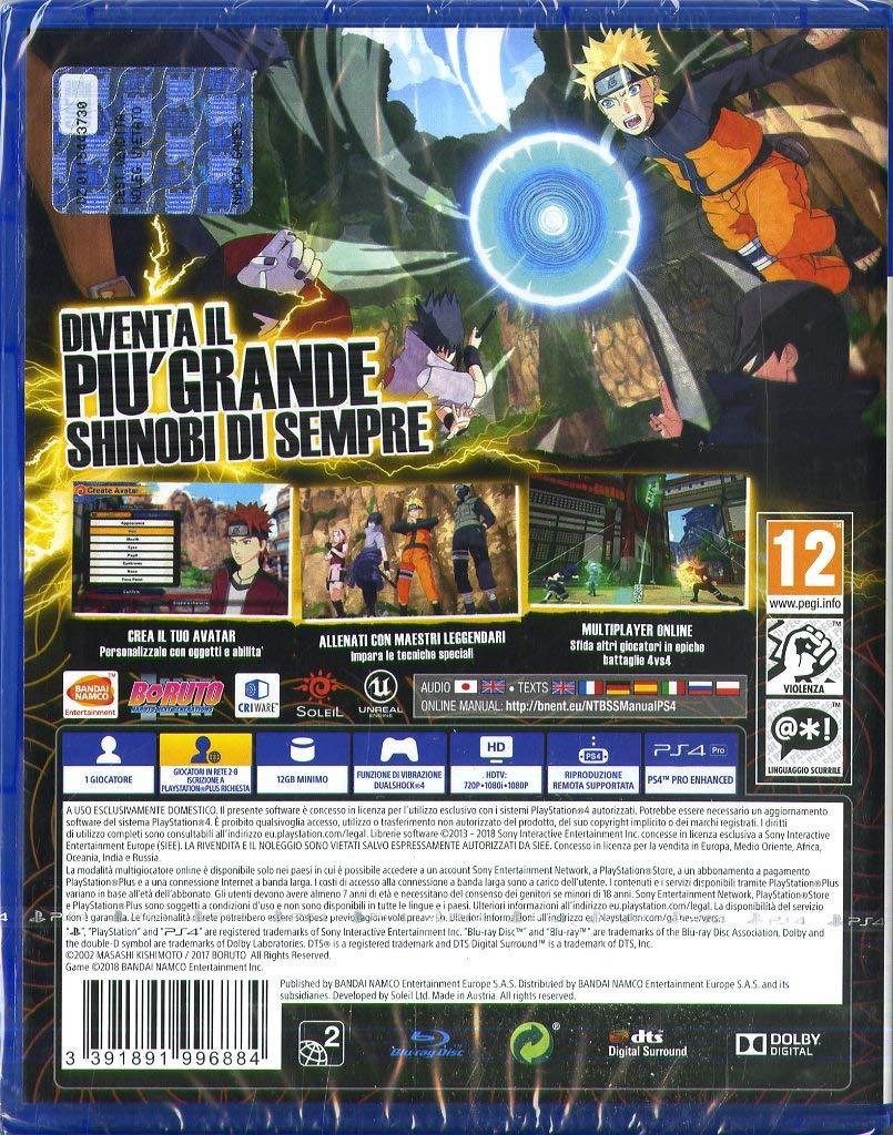 Naruto Boruto Shinobi Striker: Amazon.es: Videojuegos
