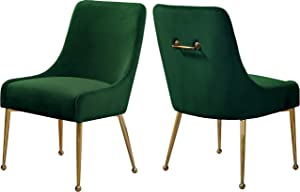 """Meridian Furniture 744Green Owen Collection Modern 